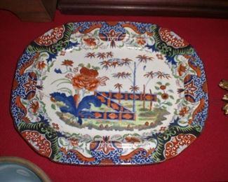 very nice Chinese Export platter
