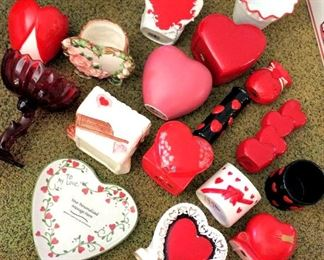 PVT027 Collectible Valentines Keepsakes