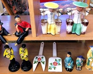 PVT035 Collectible Ceramic Chinese Figurines