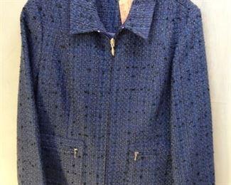 Royal Blue Tween Jacket