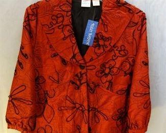 Bleu Bayou Jacket