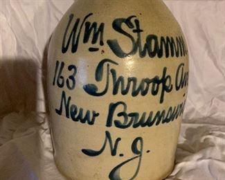 William Stamm Throop Ave New Brunswick