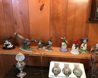 Lenox, Andrea, Lefton birds