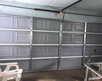 15ft garage door