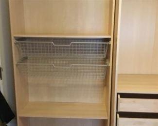IKEA Shelves and Storage