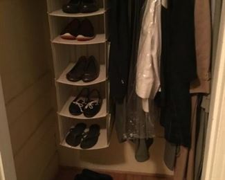 More Shoes, Clothing, Trench Coats, Bath Robes, Slippers.