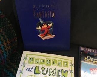 Fantasia, Doodler at Lunch
