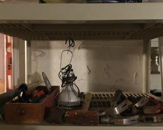 Hand Tools, Shop light