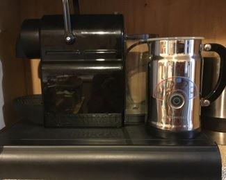 Nespresso Milk Expresso Machine