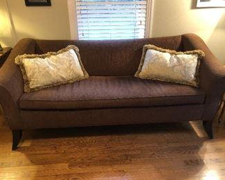 Designer sofa  $150