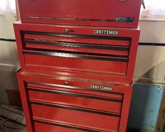 Craftsman Tool Chest, Waterloo Tool Box
