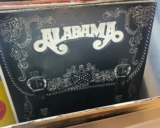 Vintage LP's - Classic Country and Classic Rock Records