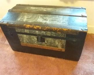 001 Antique Chest