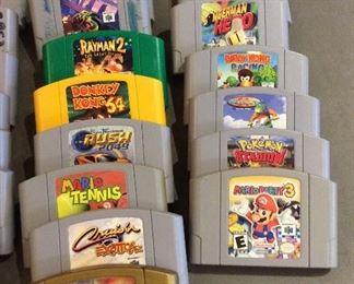 Gameboy games