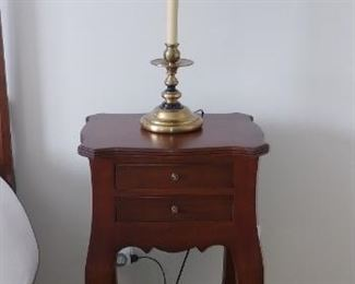 $150 each Handmade French country night stands
