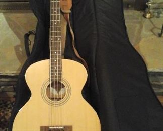 Johnson by AXL acoustic guitar
