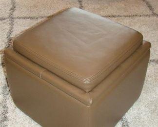 3storage foot stool