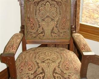 6Vintage side chair