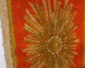 Retro Rug Tapestry