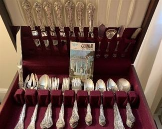 Gorham King Edward Sterling Flatware