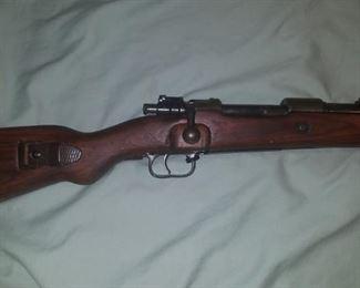 German WWII Mauser