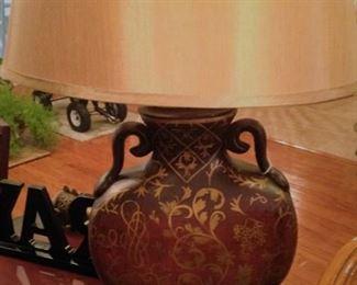 Fine-looking lamp