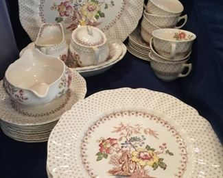 Royal Doulton Grantham china
