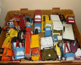 Toys & trucks