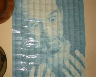 George Carlin poster