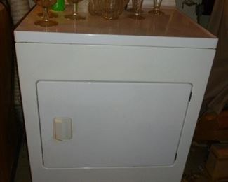 Electric dryer..works