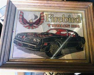 Firebird Trans am sign