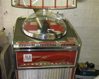 AMI  Continental 2 Stereo Sound Juke Box