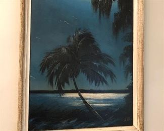 Highwayman painting