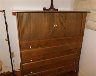 Heywood Wakefield vintage bedroom suite