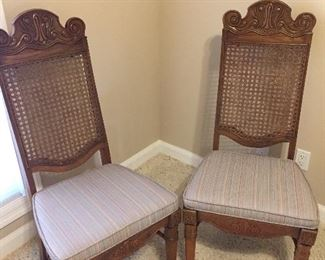 Two Side Chairs...