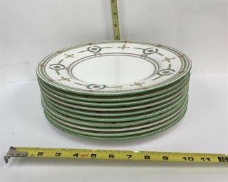 LAN576: Mintons Daventry 10 Plates Fine Dinning China Lot Local Pickup  https://www.ebay.com/itm/113989626059