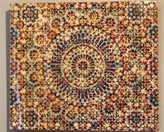 ML3004: Conner McManus Art: Arabesque Pop Mixed media on wood : Local Picku  https://www.ebay.com/itm/113966017252