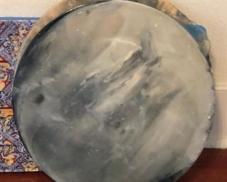 ML3031: Conner McManus Art: Resin, Ink, & Acrylic on Wood  https://www.ebay.com/itm/113966052578