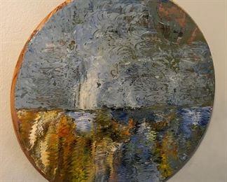 ML3034: Conner McManus Art: oil on Board Local Pickup  https://www.ebay.com/itm/113966071525
