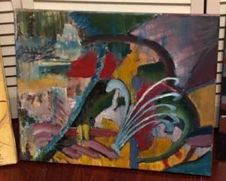 "ML3050: Conner McManus Art: New Orleans Sound 16"" X20"" Local Pickup  https://www.ebay.com/itm/113966074647"
