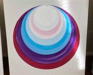 ML3084: Conner McManus Art Lake Shells Giclee and Acrylic on Birch Panel 12″x 18  https://www.ebay.com/itm/123974951139