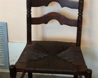 SL3011: Ladder Back Chair Local Pickup  https://www.ebay.com/itm/113946019791