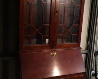 """SL3024: Jasper Cabinet Secretary Display Bookshelf 30""""w x 73""""t x 16"""" D Local Picku  https://www.ebay.com/itm/123963561618"""