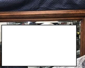 SM014: Large Solid Wood Mirror Cherry Finish 40x52 in LOCAL PICK UP  https://www.ebay.com/itm/123989643029