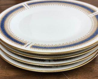 SM2002: Noritake Japan Blue Dawn China 6611 4 - 10.5 in Plates  https://www.ebay.com/itm/123960394541