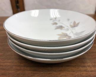 SM2010: Noritake Japan Harwood China 6312 4 - 5.5in Bowls  https://www.ebay.com/itm/113945908881