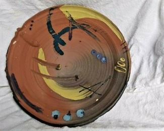 SM6003 17 INCH NEW ORLEANS LOCAL ARTIST RED CLAY WITH PAINT BOWL  https://www.ebay.com/itm/113995328792