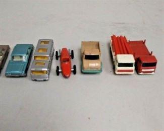 WY0282 USED MATCHBOX VINTAGE DIE CAST VEHICLE LOT CARS & TRUCKS #25-D,#53-C,  https://www.ebay.com/itm/113928000932