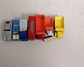 WY0285 USED MATCHBOX VINTAGE DIE CAST VEHICLE LOT CARS & TRUCKS. #6-C,#16-C,  https://www.ebay.com/itm/113928000940