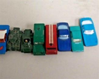 WY0286 USED MATCHBOX VINTAGE DIE CAST VEHICLE LOT CARS & TRUCKS. #14-E,#33-B  https://www.ebay.com/itm/123944358433